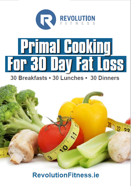 Primal Cooking for 30 Days E-Book