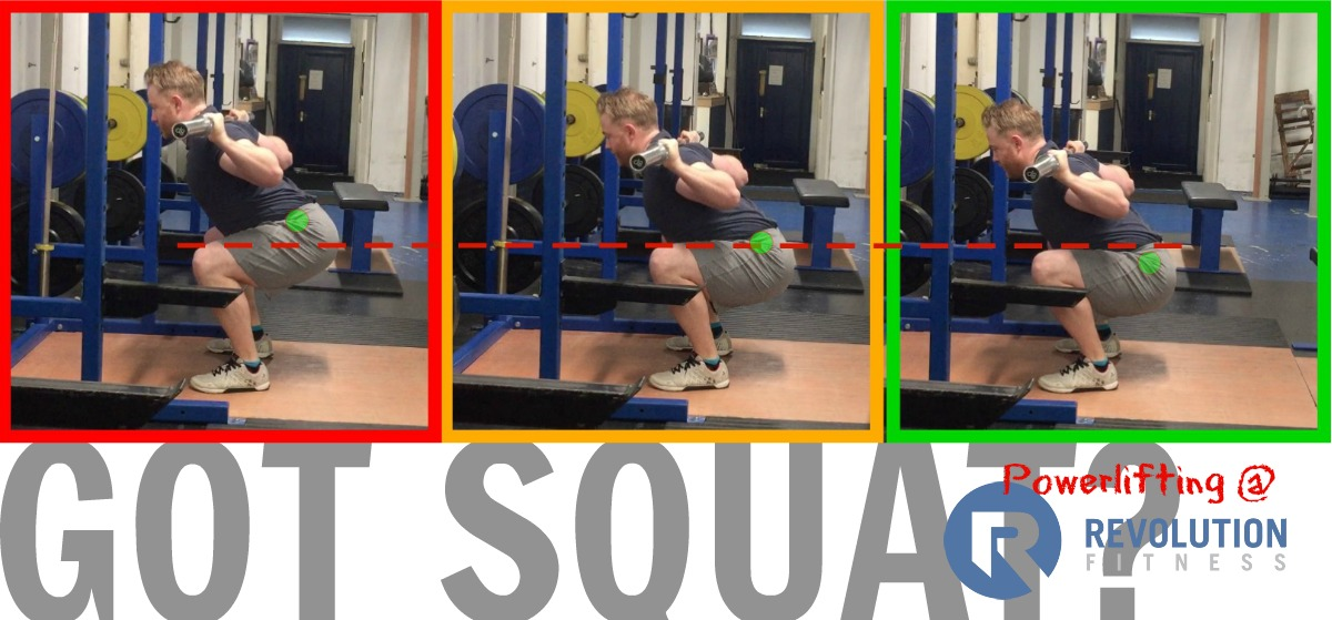 As part of the training download you'll also get a copy of my 90 minute squat webinar