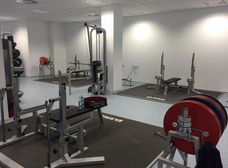 The EPF Training Room at La Manga Club