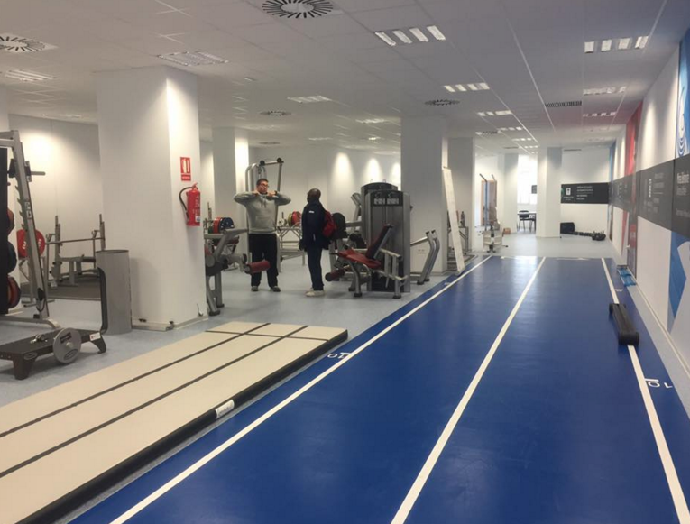 Another part of La Manga Club's High Performance Centre