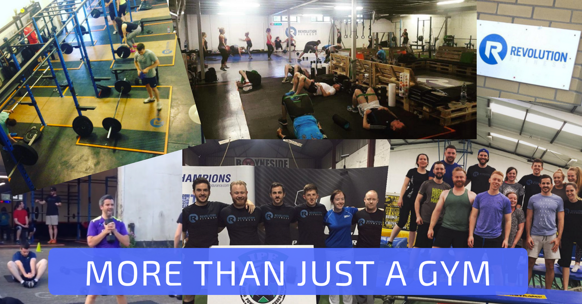 Our Dublin Personal Training Gym is more than just a gym - it's a place to learn and grow.